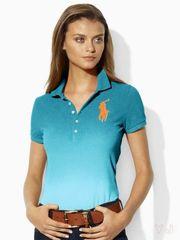 2012 Ralph Lauren Women T-shirts, dress ,  women Long Sleeve polo outlet