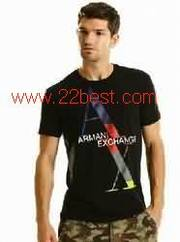 Cotton T-shirts, Armani T-shirt, www.22best.com