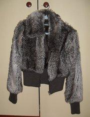 Faux Fur Jacket for sale