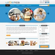 Advanced Courier Business Website Software